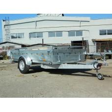 Remorca auto Niewiadow Majster 1300 kg dimensiune 3000x1500 mm