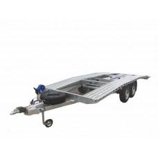 Trailer Auto Rydwan G5 400x205 cm, 2700 kg