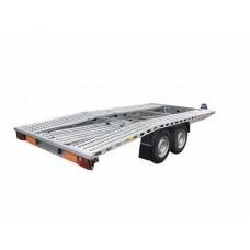Trailer Auto Rydwan G5S 400x205 cm, 2700 kg