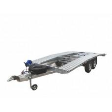 Trailer Auto Rydwan K6 460x205 cm, 2700 kg