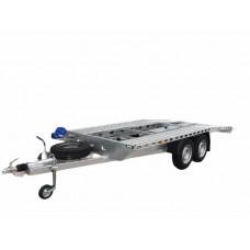 Trailer Auto Rydwan K6S 460x205 cm, 2700 kg