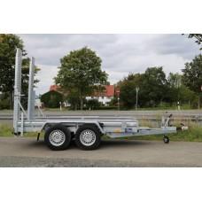 Remorca transport utilaje Blyss 2700 kg cu dimensiune 300x155 cm
