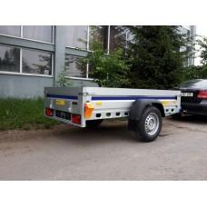Remorca 750 kg 252x132x38 cm - 130Km/h