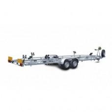 Peridoc transport barci Rotaru Trailers 2500 kg cu dimensiune 900x255 cm