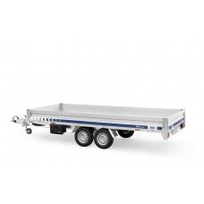 Remorca platforma 2700 kg 435x205 cm