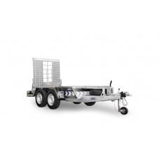 Remorca Transport Utilaje 2000 kg cu dimensiune 268x125 cm
