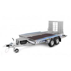 Remorca Transport Utilaje 2700 kg cu dimensiune 310x160 cm