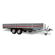 Remorca 2700 kg tip platforma 4000x2150x350 mm