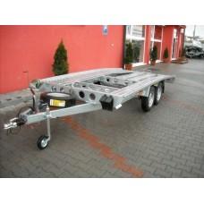Platforma transport  auto 2000 kg Wiola Wiki Trans dimensiune 400x190 cm